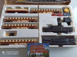 Modelleisenbahnen - Mehano Trans Europa Express Spur