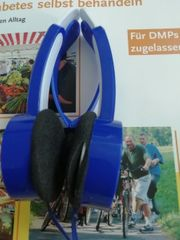 Kopfhörer neu voll funktionsfähig Blau