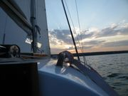 Corona-Tiefpreis Kajütsegelboot Typ 20er JK