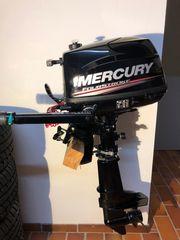 Außenborder Mercury 6 PS