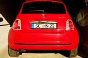 Knutschkugel Fiat 500 zu verkaufen