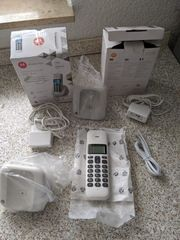 Haustelefon Motorola schnurlos defekt