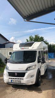 Wohnmobil Frankia T 72 FD