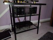 Beistelltisch TV Tisch HIFI Regal