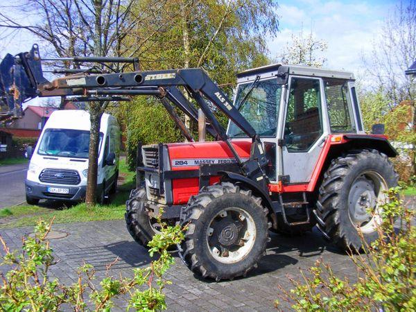 Schlepper Traktor Massey Ferguson 284
