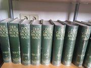 Brockhaus Enzyklopädie von 1954