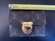 Designer Geldbörsen u Handtaschen - Jeansstoff mit
