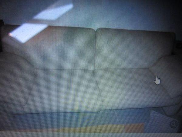 2 Sitz Couch Sofa