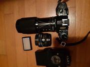 Canon A1 incl Zubehör