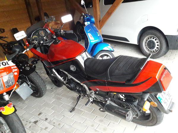 Honda VF 1000 F an