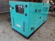 Stromaggregat Dieselaggregat Dano Power D100