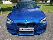 BMW 118 D M-Sportpaket