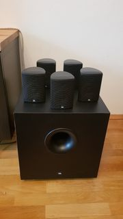 JBL Surround Systeme SCS - Soundsysteme