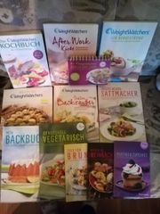 12 Weight Watchers Kochbücher