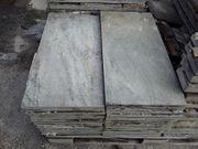 Bodenplatten Schiefer ca 10 qm