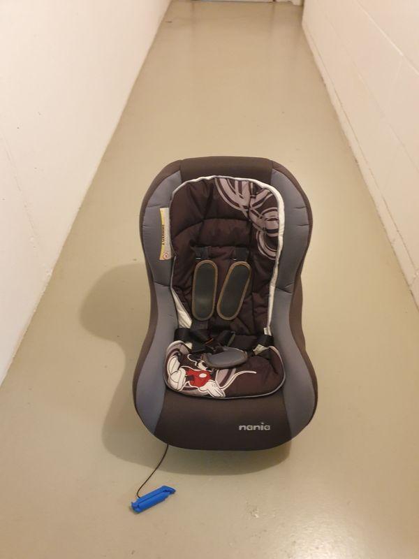 Gut erhaltener Kindersitz zu verkaufen