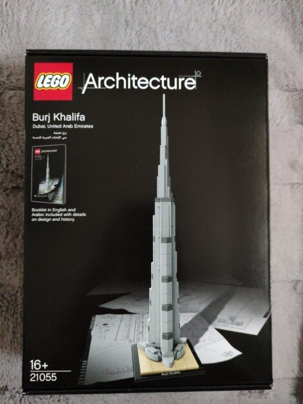 LEGO 21055 Architecture Burj Khalifa
