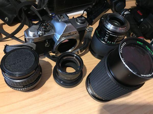Asahi Pentax MX Spiegelreflex 1