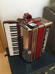 Akkordeon Kärntnerland - MIDI Ausstattung - Zustand