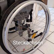 Leichter Rollstuhl adaptiv