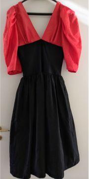 wunderschönes Abendkleid Ballkleid in schwarz