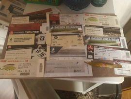 Alte EINTRITTS KARTEN: Kleinanzeigen aus Oberderdingen Flehingen - Rubrik Tickets / Eintrittskarten