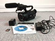JVC GY-LS300 4K Camcorder mit