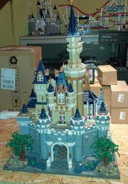 Klemmbausteine Schloss
