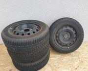 Stahlfelgen Winterräder Reifen 14Zoll