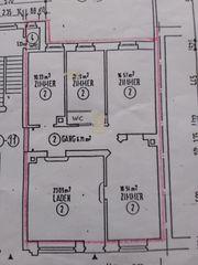 Gewerberäume bzw Laden mit Wohnung