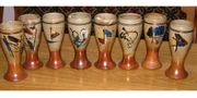 Weizenbierkrüge 0 5 ltr Keramik