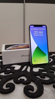 Apple iPhone XS Silber -64GB