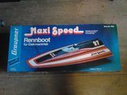 Modellrennboot Graupner Maxi Speed