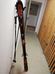 k2 Ski mit Marker Bindung