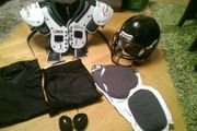 Football Einsteiger Ausrüstungsset