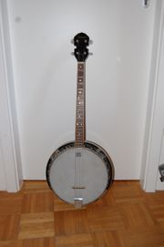 Banjo Marke Tennessee 4-Saitiges Tenorbanjo