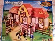 Playmobil Counrty Reiterhof 5221 Pferde