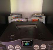 N64 Perfekter Zustand 6 Top