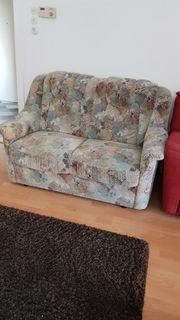 Zwei sitzer Couch