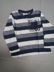 Langarm-Shirt Gr 116