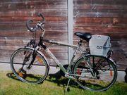Verkaufe 2 Fahrräder der Marke