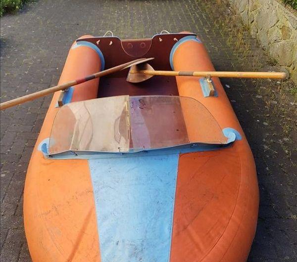 Hutchinson Nautisport Schlauchboot
