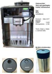 SIEMENS Kaffee Vollautomat Gebraucht und