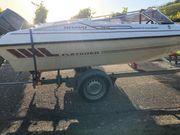 Sportboot Motorboot Fletcher Suzuki