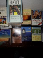 Taschenbücher 46 Stück