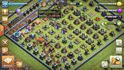 Clash of clans Rathaus 13