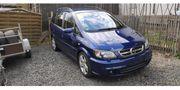 Opel Zafira 2 2 Executive