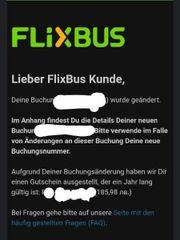 Flixbus Gutschein 95