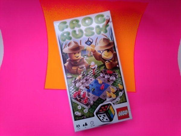 LEGO SPIEL FROG RUSH