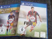 FIFA 15 FIFA 16 Deluxe